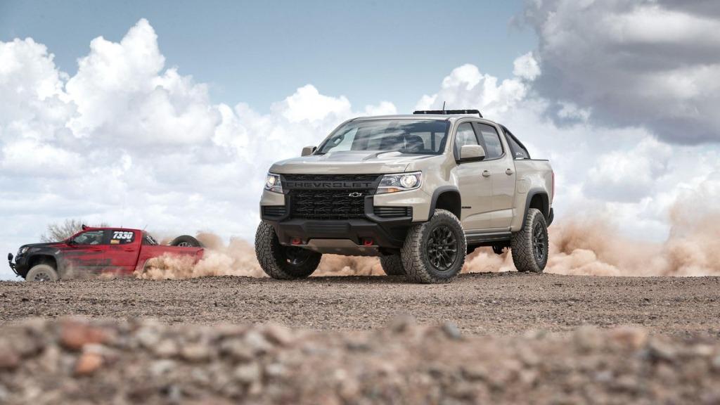 2023 Chevy Colarado Diesel Pictures