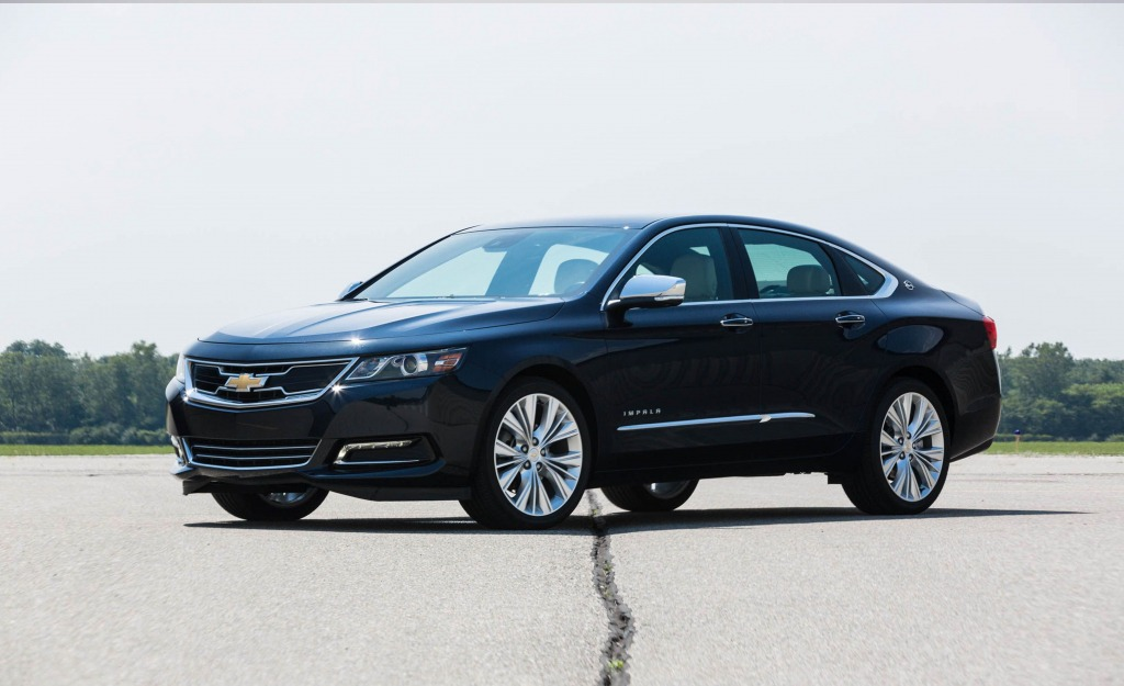 2023 Chevy Impala SS Release Date
