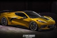 2023 Corvette Stingray Drivetrain