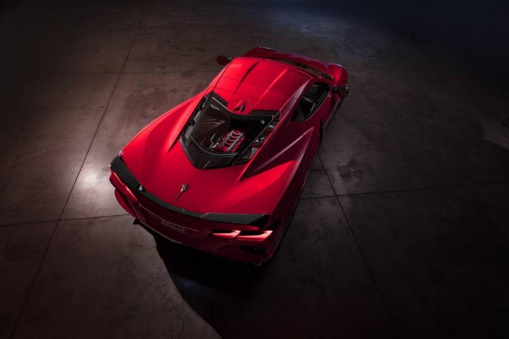 2023 Corvette Stingray Wallpapers