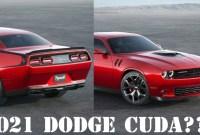 2023 Dodge Barracuda Pictures