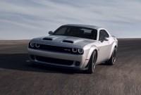 2023 Dodge Challenger hellcat Engine