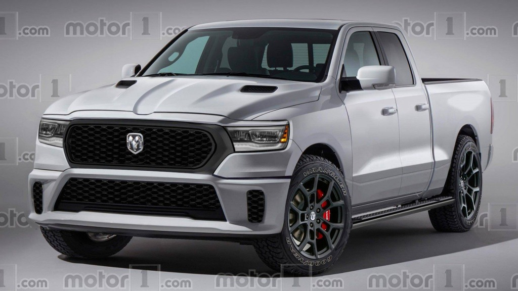2023 Dodge Rampage Wallpapers