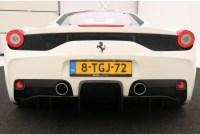2023 Ferrari 458 Exterior