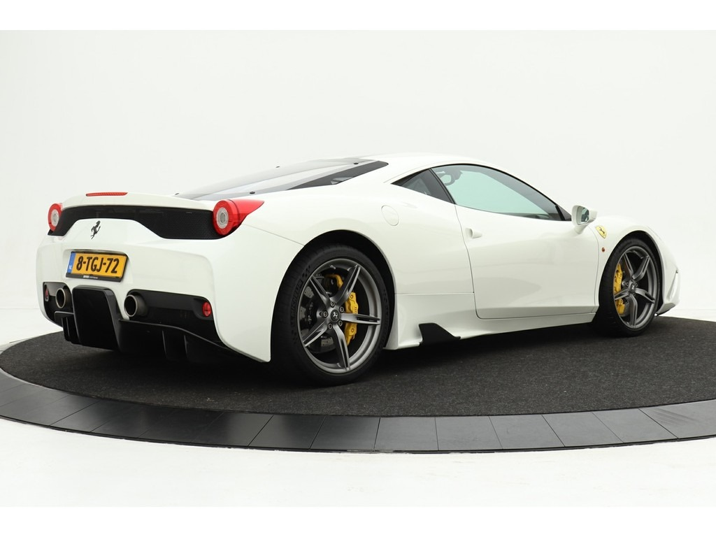 2023 Ferrari 458 Spy Shots
