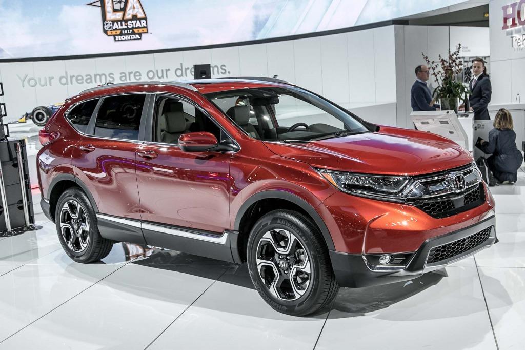 2023 Honda CRV Concept
