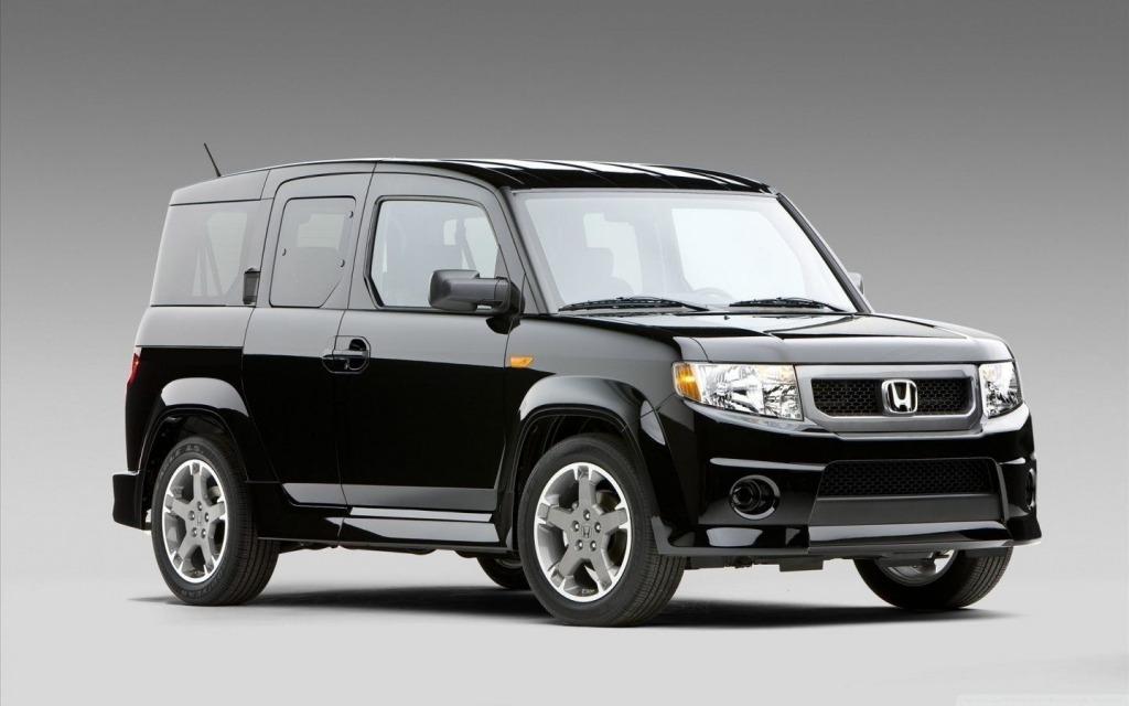 2023 Honda Element Redesign