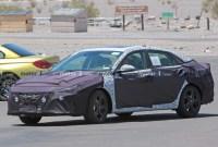 2021 Hyundai Elantra Spy Shots