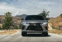 2023 Lexus RX 450h Spy Photos
