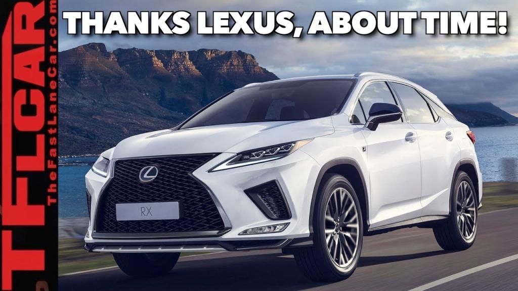 2023 Lexus TX 350 Concept