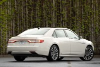 2023 Lincoln Continental Redesign