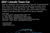2021 Lincoln Continental Spy Photos