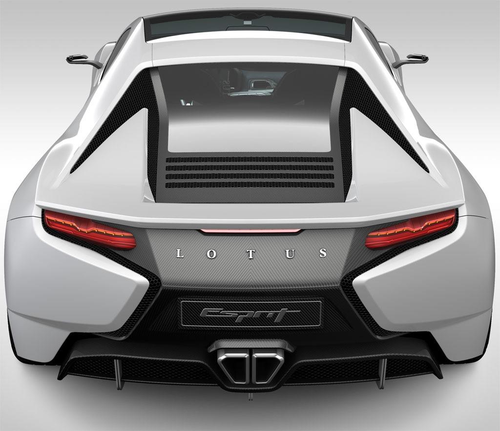2023 Lotus Esprit Redesign