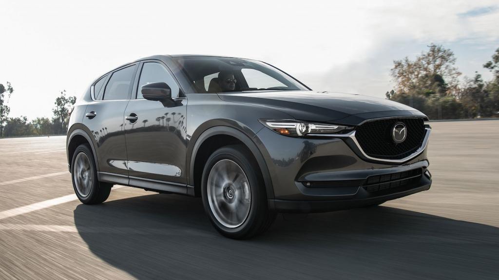 2023 Mazda CX9 Pictures