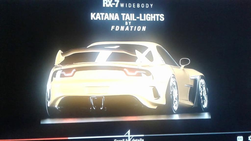 2023 Mazda RX7s Concept
