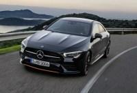 2023 Mercedes CLA 250 Spy Photos