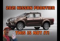 2023 Nissan Frontier Concept