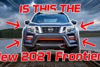 2023 Nissan Frontier Spy Shots