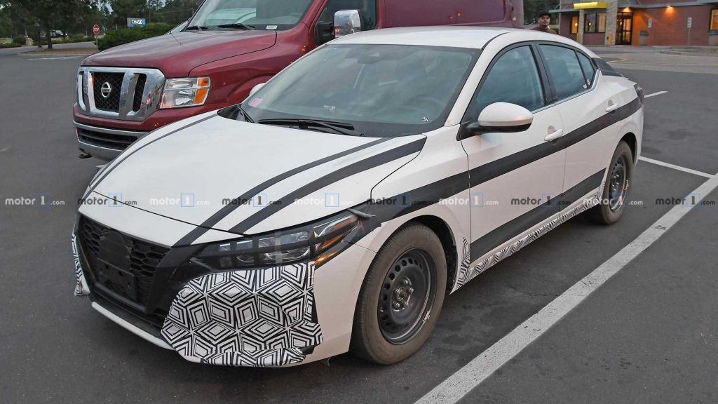 2023 Nissan Sentra Drivetrain