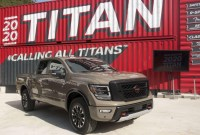 2023 Nissan Titan Drivetrain