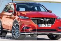 2021 Opel Antara Redesign