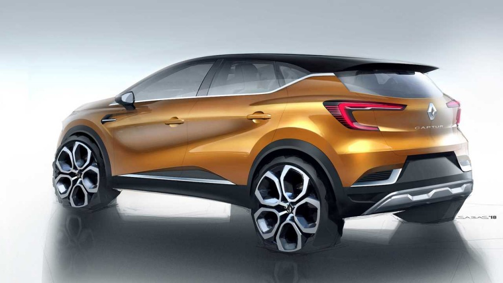 2023 Renault Megane SUV Spy Shots