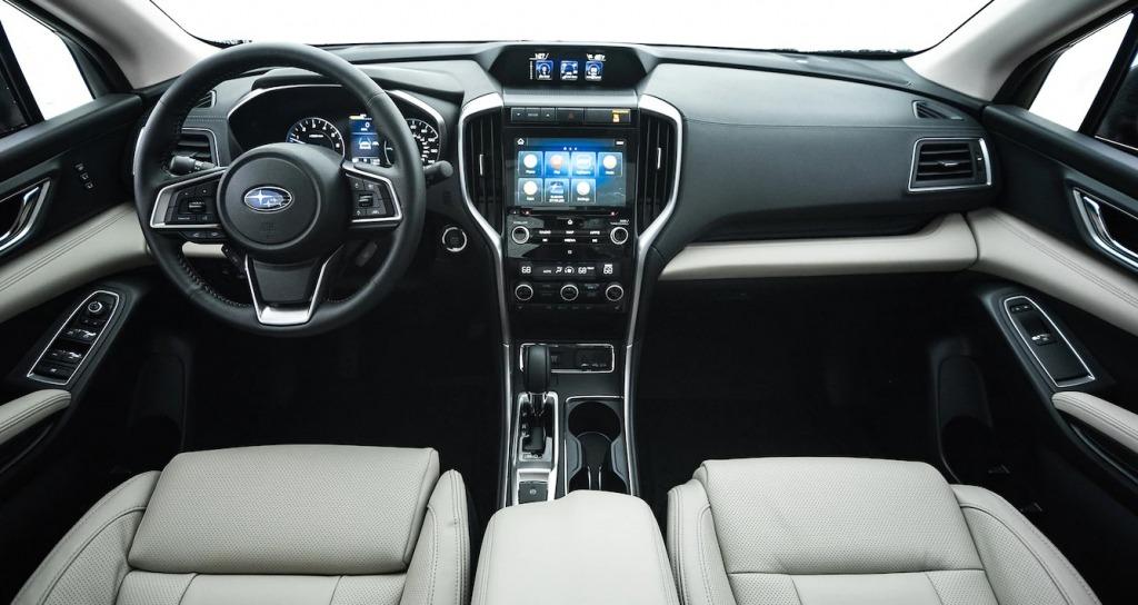 2023 Subaru Tribeca Interior