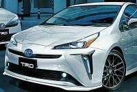 2023 Toyota PriusPictures Concept