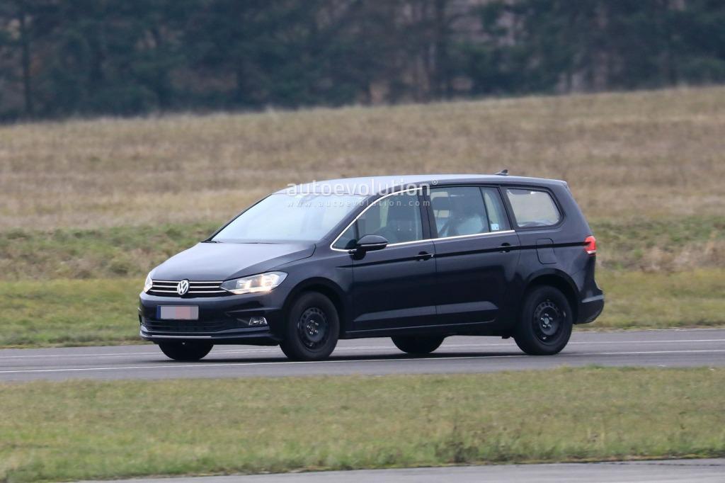 2023 Volkswagen Sharan Concept