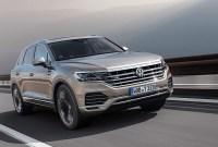 2023 Volkswagen Touareg Drivetrain