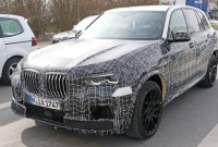 Next Gen BMW X5 Suv Spy Shots