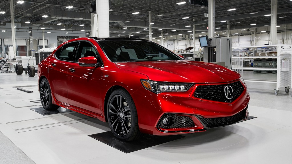 2023 Acura RLX Wallpapers