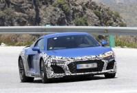 2023 Audi TT Spy Photos