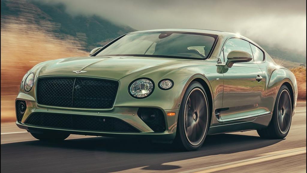 2023 Bentley Continental GT Release Date