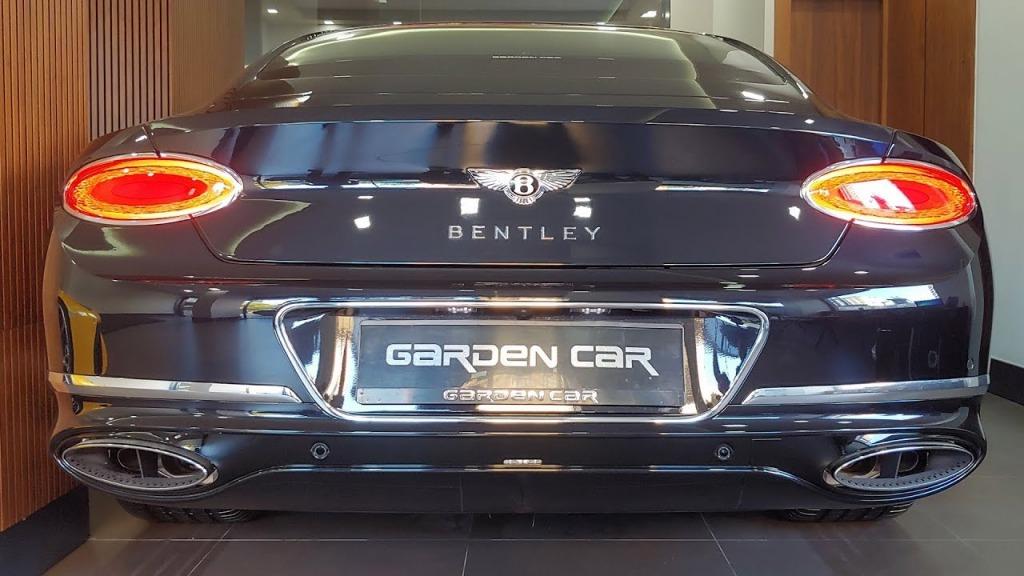 2023 Bentley Continental GT Specs