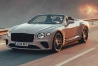 2021 Bentley Continental GT Spy Shots