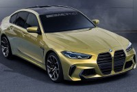 2023 BMW M3 Engine