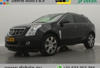 2023 Cadillac SRX Release date
