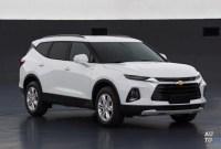 2023 Chevrolet Blazer K5 Interior