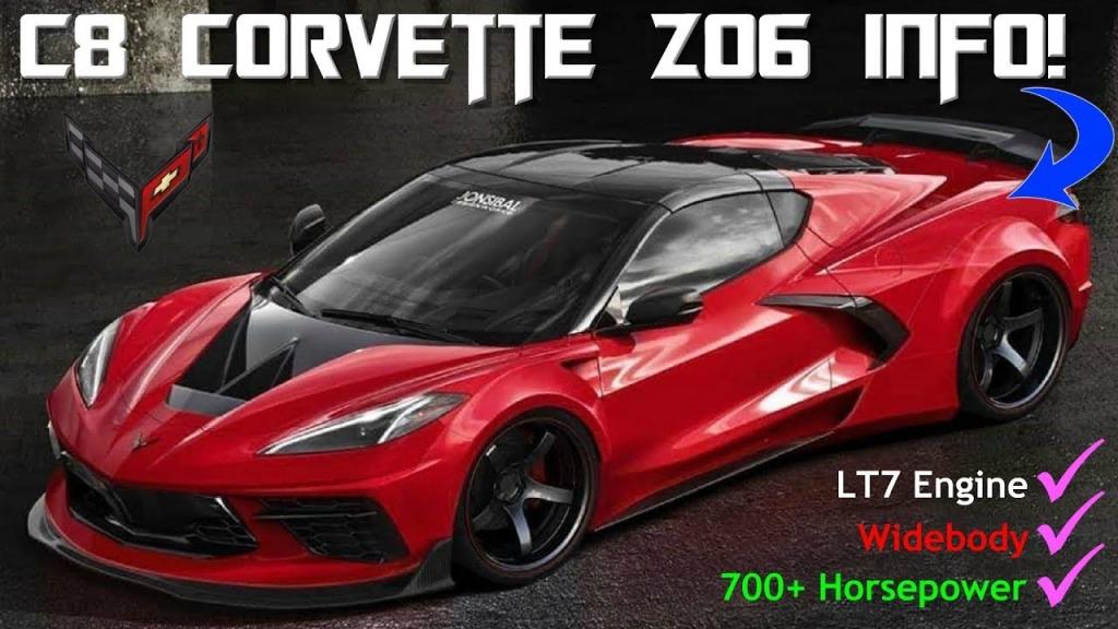 2023 Corvette ZR1 Drivetrain