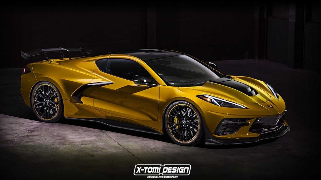 2023 Corvette ZR1 Powertrain