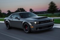 2023 Dodge Challenger Spy Shots