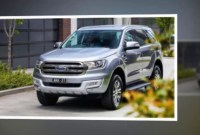 2023 Ford Everest Release date
