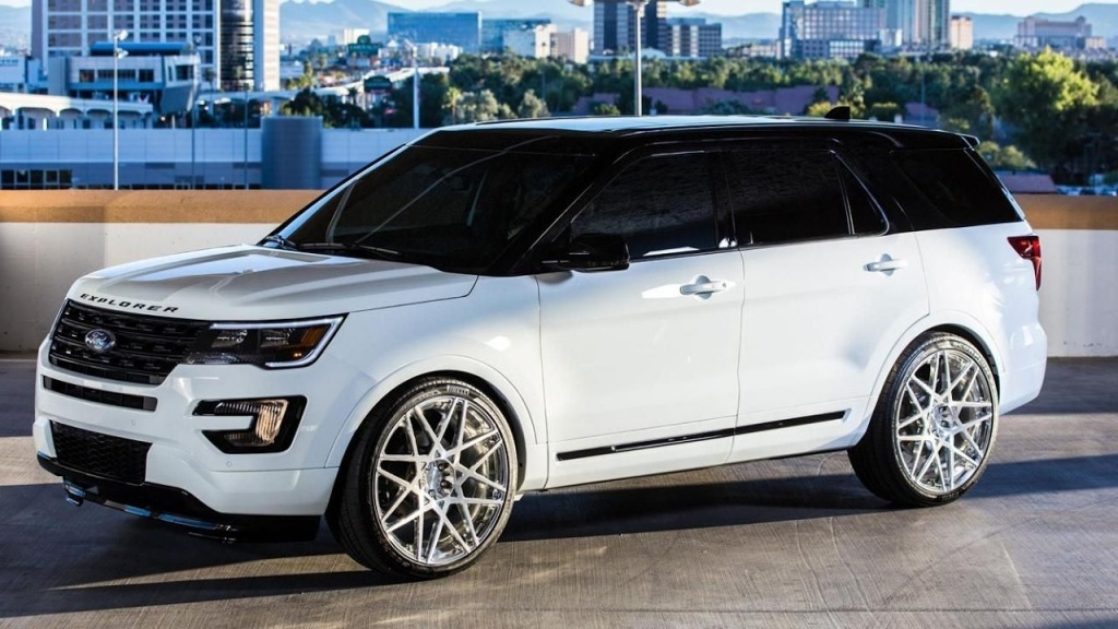 2023 Ford Expedition Wallpaper