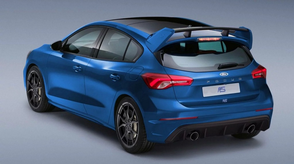 2023 Ford Focus RS Redesign