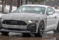 2023 Ford Mustang Specs