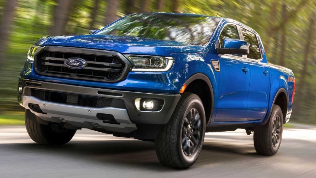 2023 Ford Ranger Concept