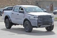 2023 Ford Ranger Drivetrain
