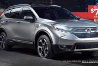 2023 Honda CRV Release date