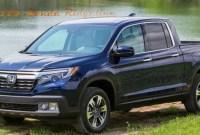 2021 Honda Ridgeline Specs